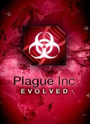 Capa do Plague Inc: Evolved