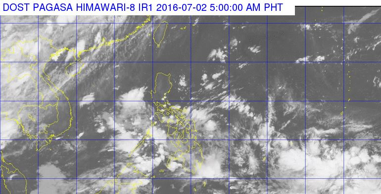 Typhoon Butchoy to enter PAR next week - PAGASA.