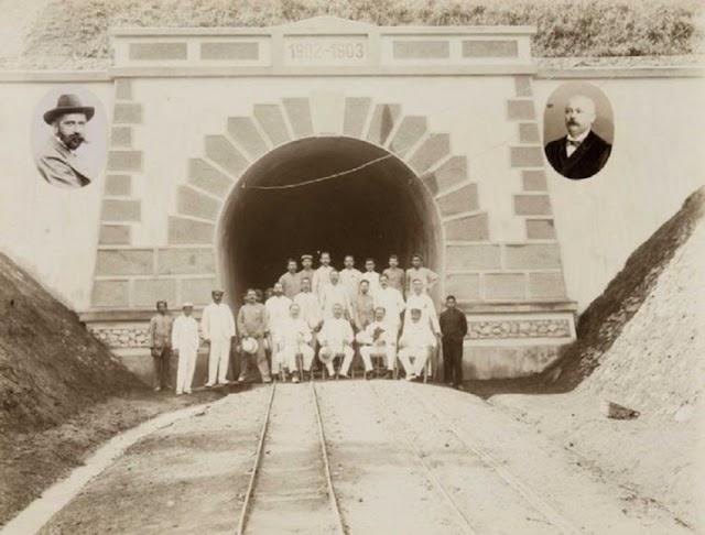 Inilah 8 Terowongan Kereta Api Aktif Terpanjang Yang Ada di Indonesia