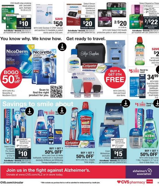 CVS Weekly Ad Preview 1117-1123 Page 12