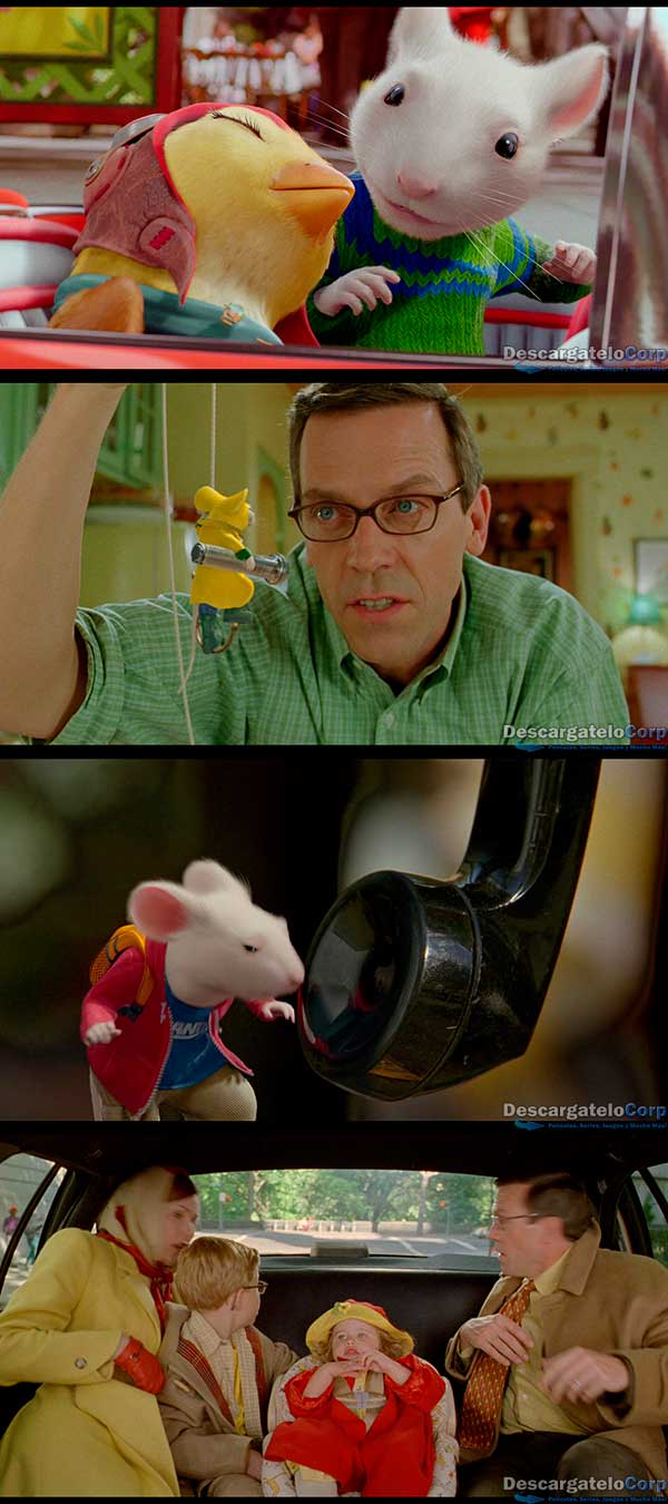Stuart Little 2 HD 1080p Español Latino