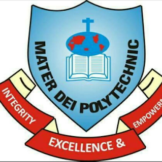 Mater Dei Poly Ugwuoba Form 2021/2022 | ND, HND & Degree