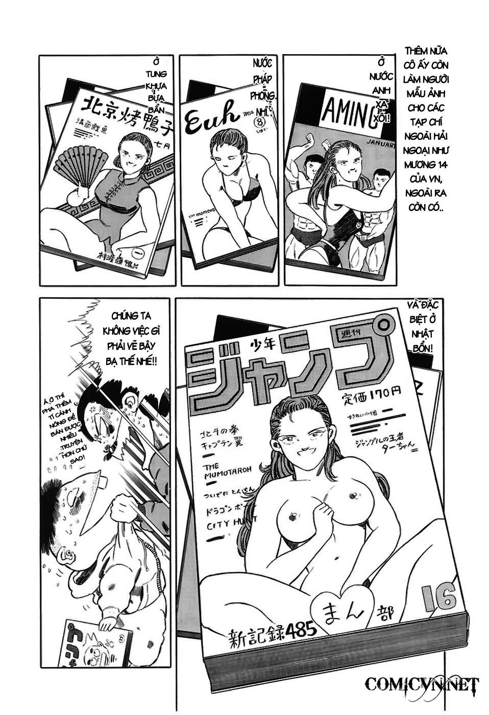 Chúa rừng Ta-chan chapter 3 trang 3