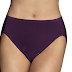 Vanity Fair Women's Illumination Hi Cut Panties