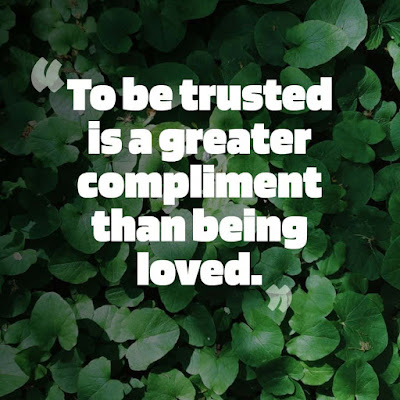 Quotes About Love and Trust