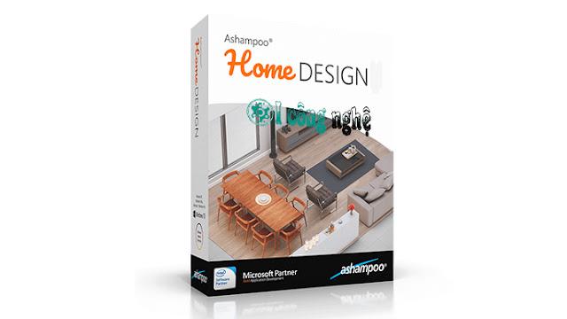 تحميل برنامج Ashampoo Home Design كامل مع التفعيل