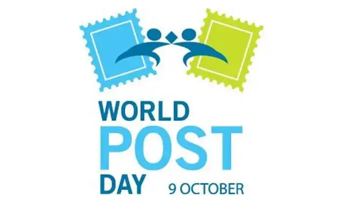 World Post Office Day Quotes Thoughts 2020 Happy World Post/Postal Day Wishes Shayari Status SMS Greeting Message