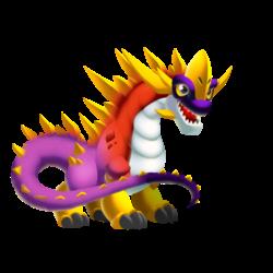 Primal Dragon (Teen)
