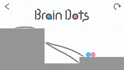 لعبة الذكاء الجميلة Brain Dots مهكرة آخر إصدار للأندرويد