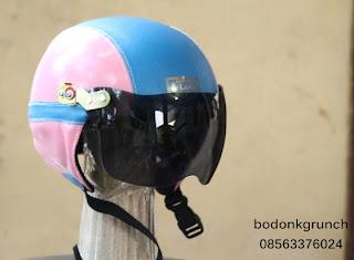 harga helm retro, helm bogo, helm bogo retro, jual helm retro, helm ink retro, helm ink, helm kyt retro