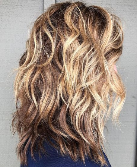 New Hairstyles 20 Best Variations Of A Medium Shag Haircut For Your Distinctive Style