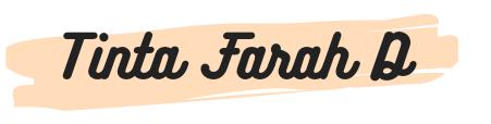 Tinta  Farah D
