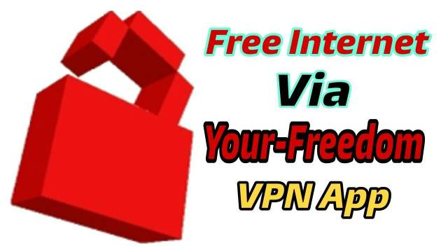 Free Internet Via Your Freedom VPN | How to Setting YOUR FREEDOM VPN App
