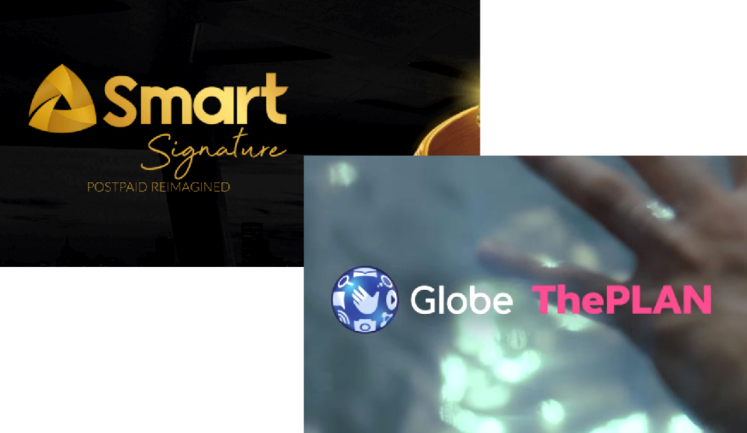 Smart Signature vs Globe ThePLAN