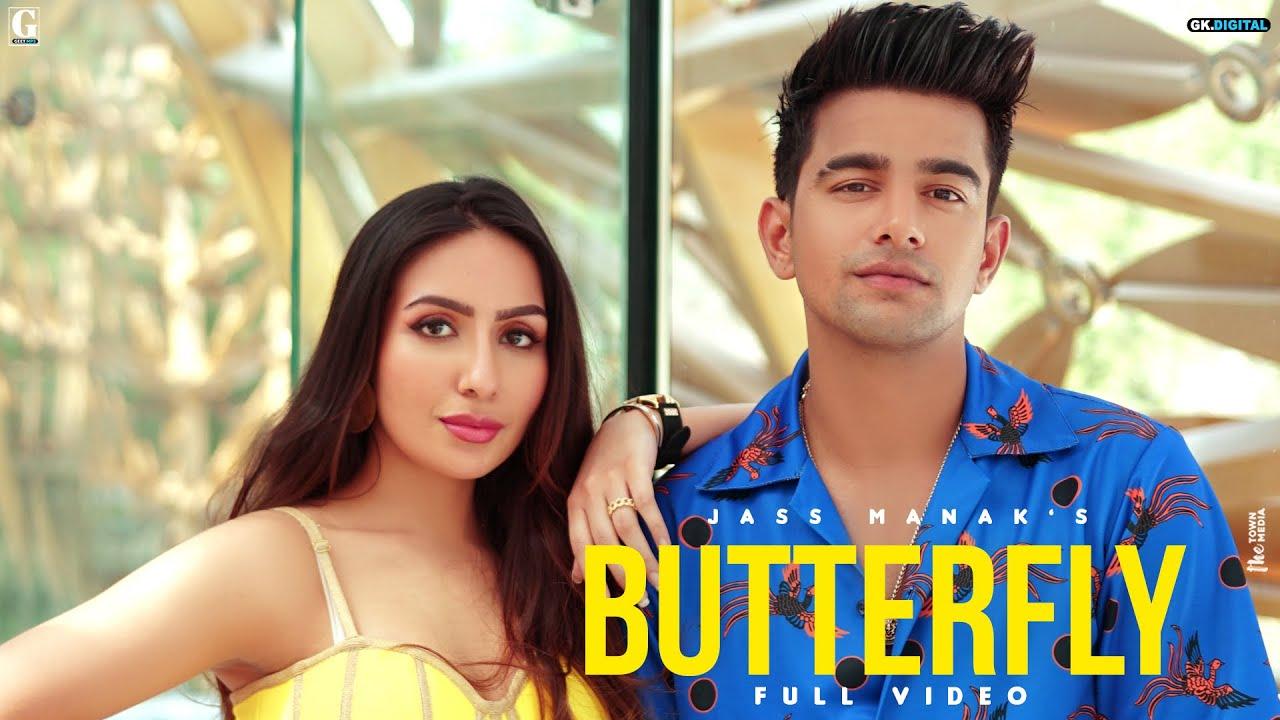 Butterfly Lyrics Meaning in Hindi Translation (हिंदी) - Jass Manak