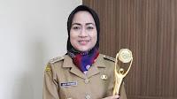 Bupati Brebes raih penghargaan Health Warrior Award 2019