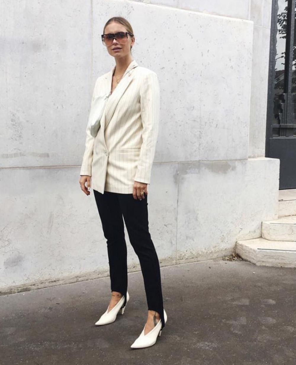 Blazer + Leggings: Auf diese Kombi kann 2017 keine Modefrau verzichten