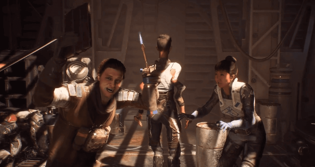 Anthem's Cutscene Bugs And Glitches Are Hysterical And Horrifying