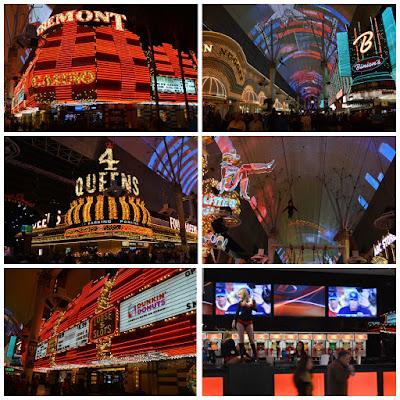 Casinos clásicos y la Fremont Experience