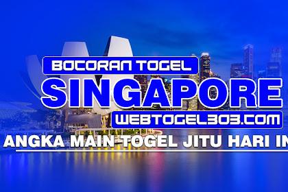 BOCORAN ANGKA TOGEL JITU SGP RABU 02 DESEMBER 2020