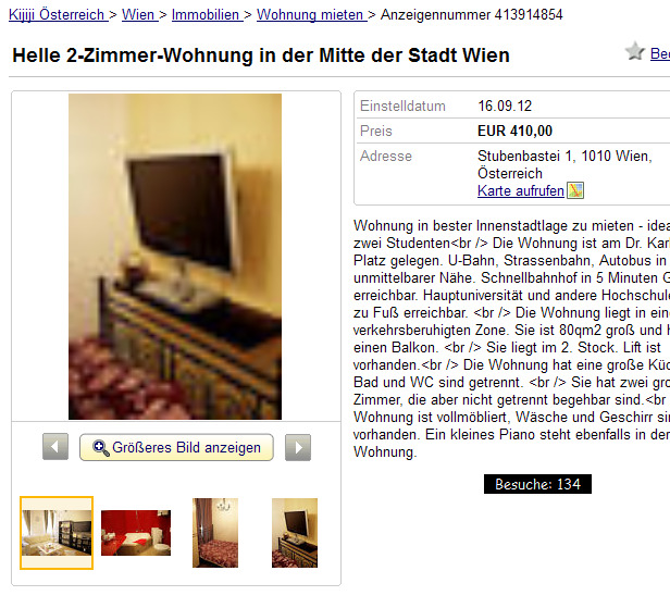 helle 2 zimmer wohnung in der. Black Bedroom Furniture Sets. Home Design Ideas