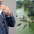 "Rich Businessman Offers ""One Million"" To Anyone Who Can Jump And Swim To A Crocodile Farm"