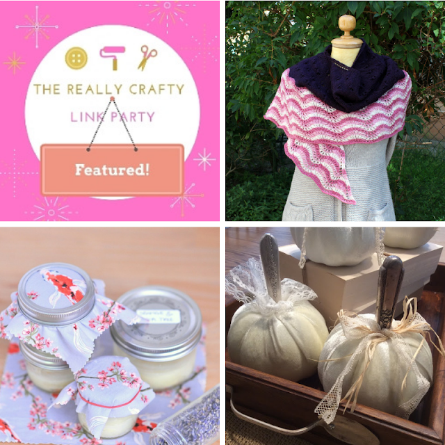 The Really Crafty Link Party #184 featured posts
