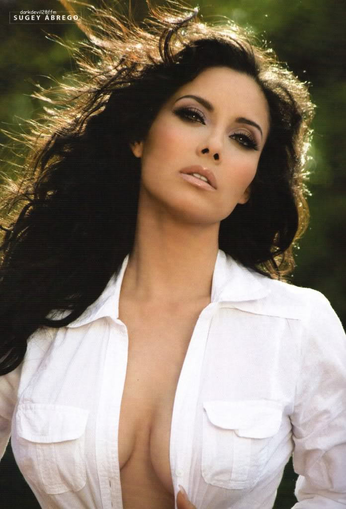 Hot and Beautiful Women of the World: Sugey Abrego (Mexico)