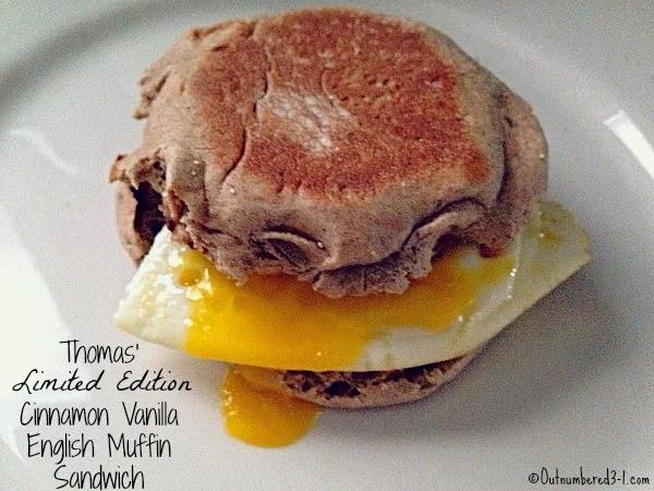 English Muffins Sandwich