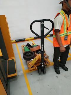 Tips Safety dalam Pengoperasian Forklift