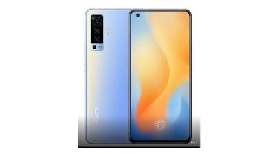 smartphone vivo x50