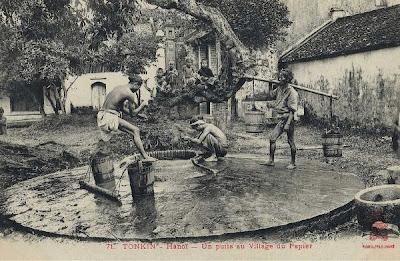 tắm tiên xưa và nay- Phố núi và bạn bè