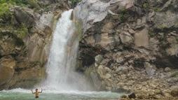 Air Terjun Mangkusakti
