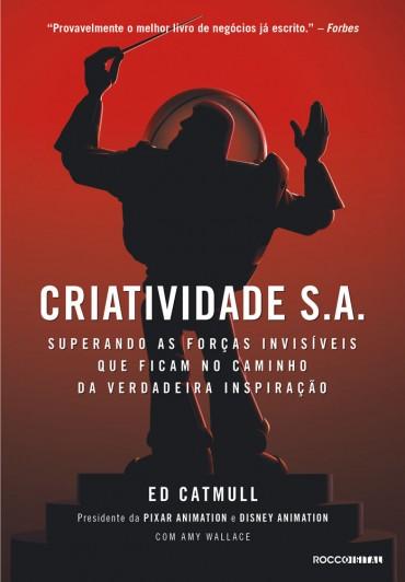 Criatividade S.A. – Ed Catmull Download Grátis