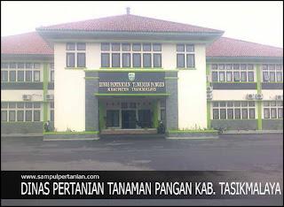 Alamat Dinas Pertanian Tanaman Pangan Kabupaten Tasikmalaya