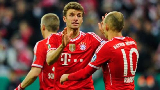 Bayern đang có phong độ thi đấu cực tốt.