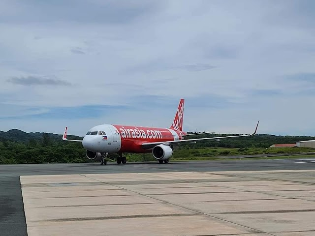 AirAsia flies home 60 Filipinos from Palau to Manila