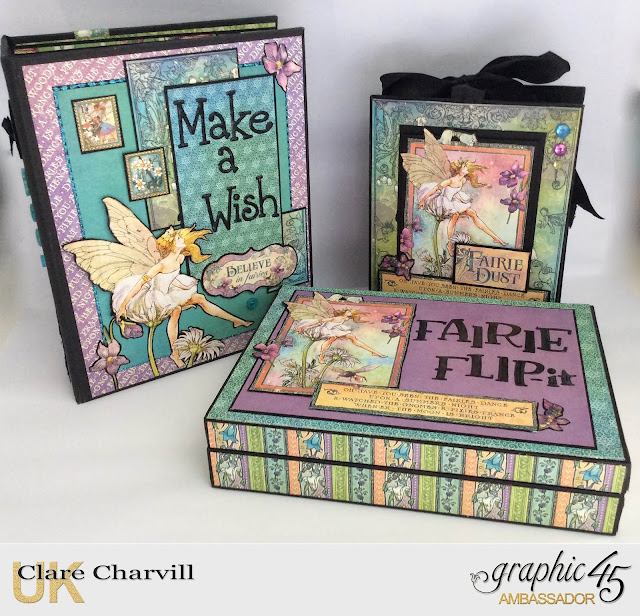 Fairie Dust Projects My Creative Spirit Graphic 45
