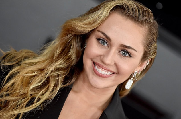Miley Cyrus in Kosovo on the Sunny Hill Festival