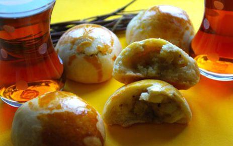 Patatesli Pogaca Tarifi