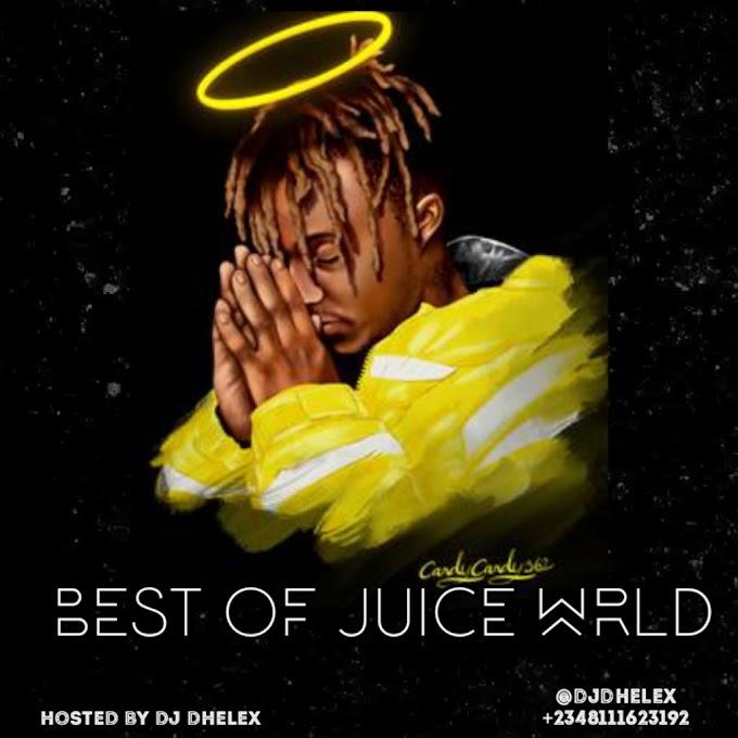 Mixtape: BEST OF JUICE WRLD (TRIBUTE MIXTAPE)