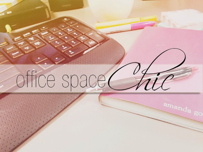 Pretty office supplies