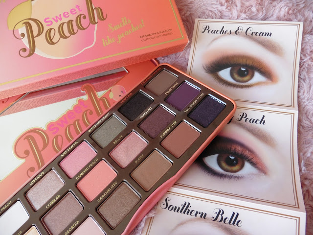 Palette Sweet Peach de Too Faced