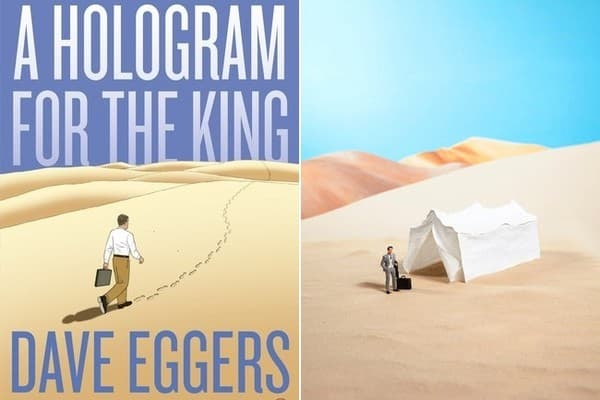 A Hologram for the King by Dave Eggers - Book Summary
