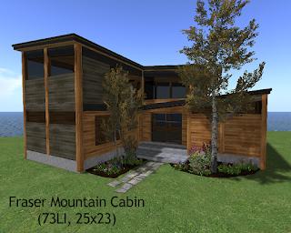 Fraser Mountain Cabin