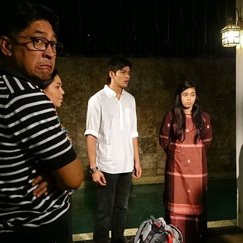 Sinopsis drama Kahwin Muda TV3, pelakon dan gambar drama Kahwin Muda TV3
