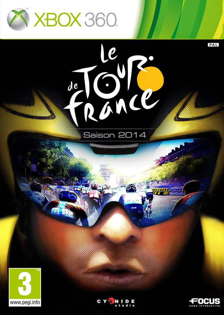 Cover Caratula Le Tour De France 2014 XBOX 360 ESPAÑOL Descargar