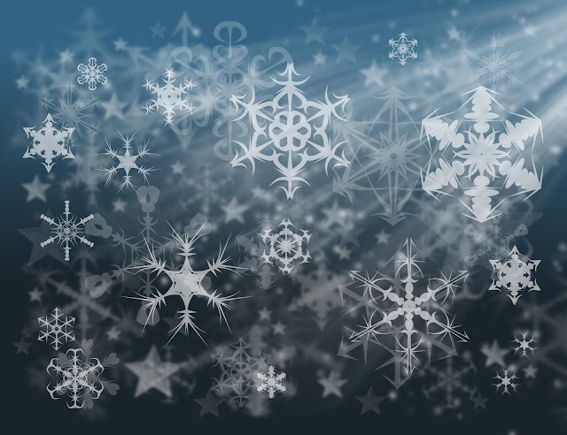 snowflakes2d