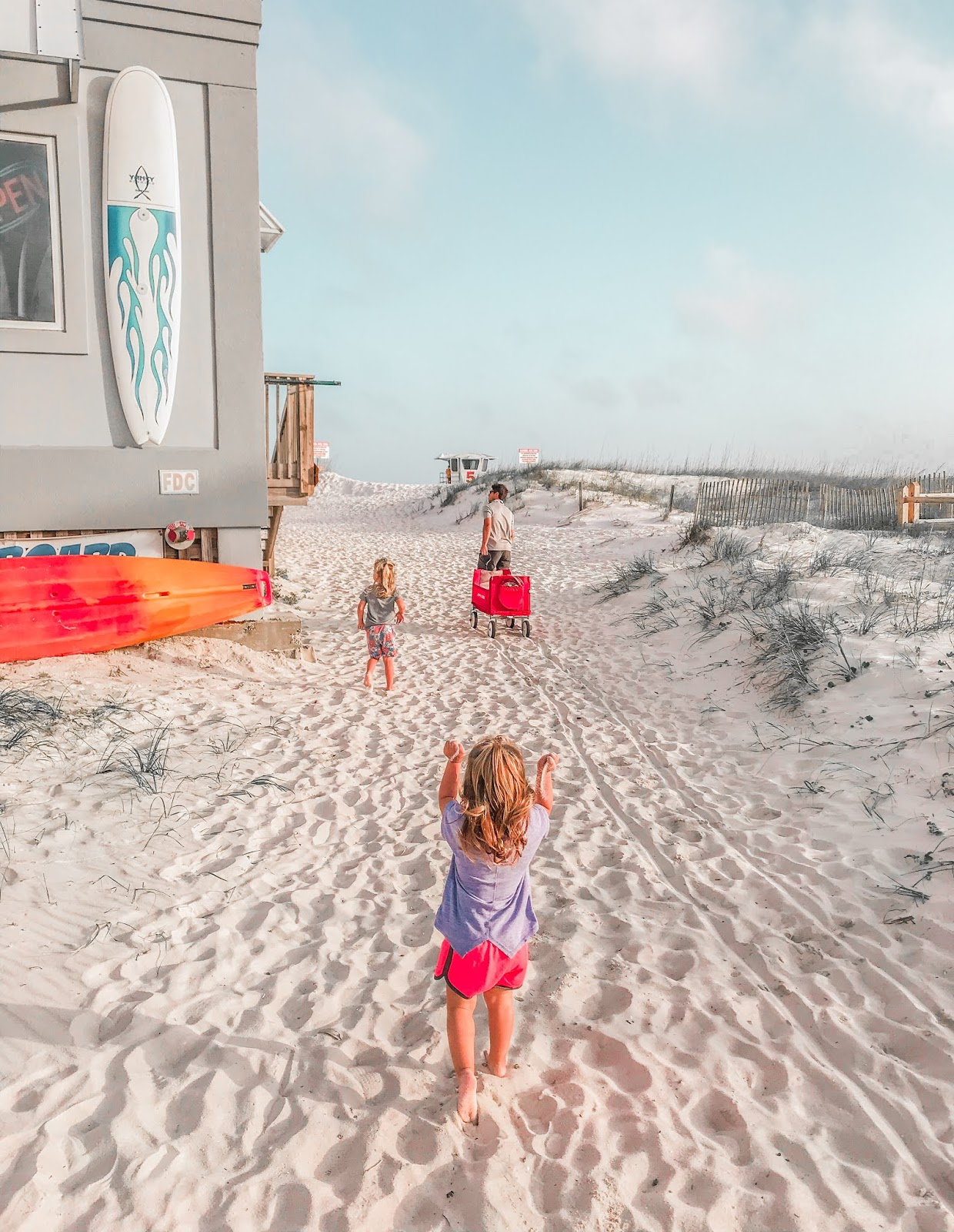 Pensacola Beach Access Point
