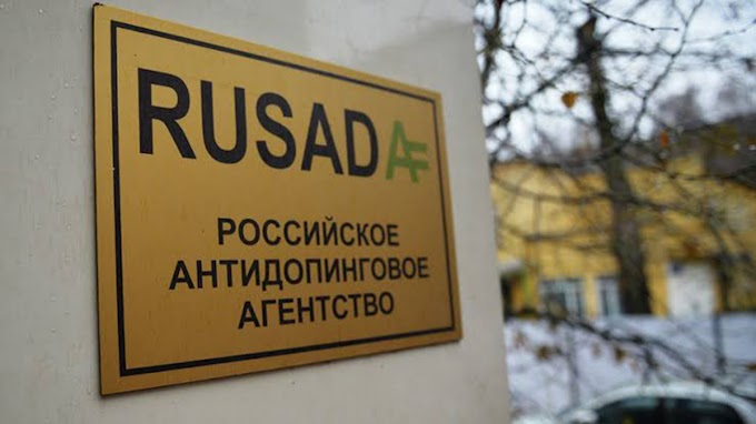 Russia banned from 2020 Olympics and 2022 World Cup over doping scandal